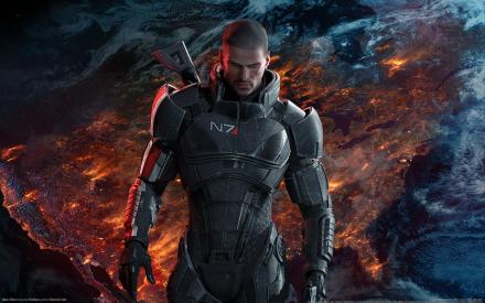 mass effect, 3, captain shepard